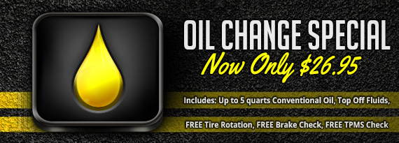 Oil Change Special >> Hamad Tire Promotions Oil Change Special